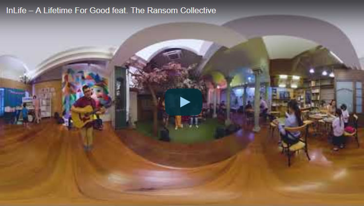 InLife - A Lifetime For Good feat. The Ransom Collective
